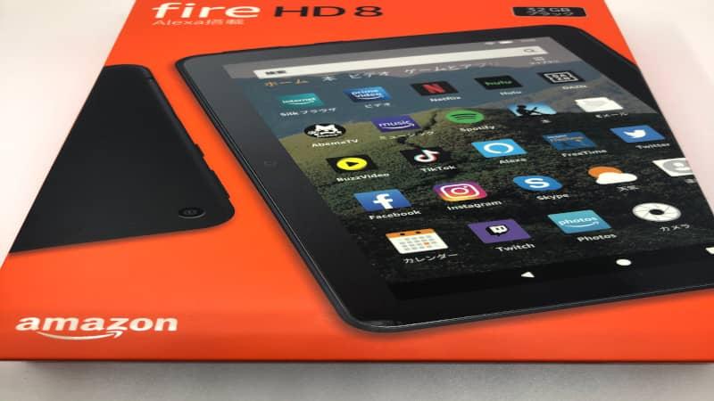 Kindle Fire HD 8