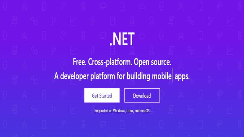 .NET 5.0リリース
